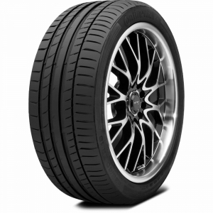 Continental ContiSportContact 5 SSR 225/45R18 95Y RunFlat